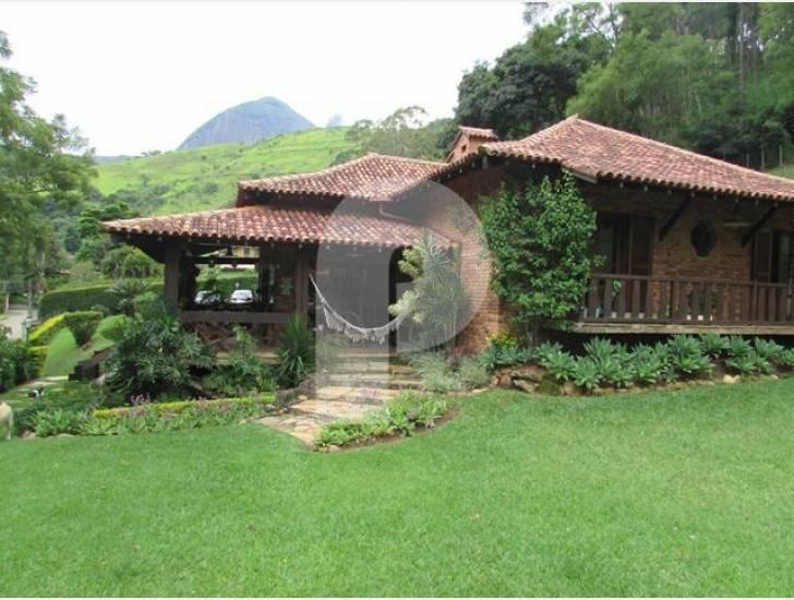 Casa para Temporada  à venda em Corrêas, Petrópolis - RJ - Foto 2